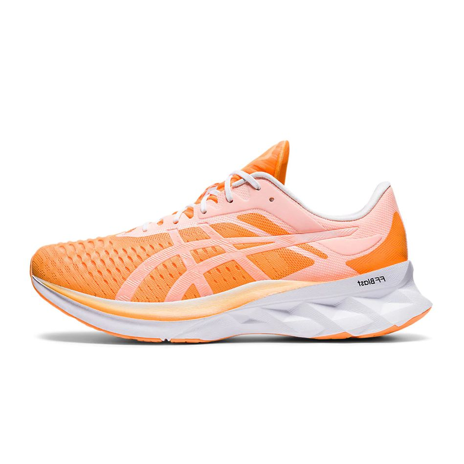 baskets asics novablast en orange