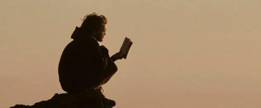 Emile Hirsch dans une photo du film réalisé par Sean Penn